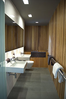 Waterford bathrooms waterfront residential property for Bathroom trends new zealand